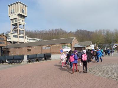 Visite guidée de la Mine de Blegny